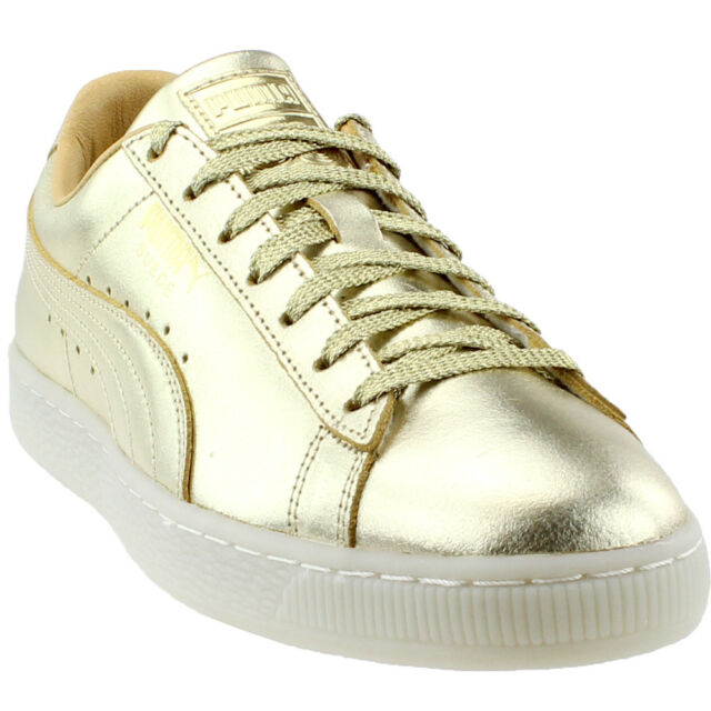 size 40 f12ba 03dd4 Puma Suede Classic 50th Casual Sneakers - Gold - Mens