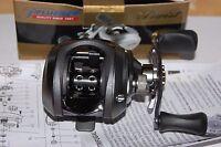 Pflueger Purist Fishing Baitcast Reel Baitcaster 8 Bearings 7.1:1 Waffle Spool