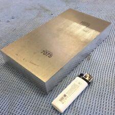 125 X 4375 X 775 7075 T6 Aluminum Lot Of 6