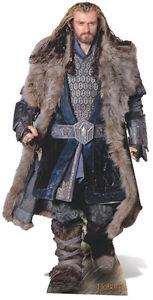 Thorin-Oakenshield-The-Hobbit-LIFESIZE-CARDBOARD-CUTOUT-Standee-Richard-Armitage