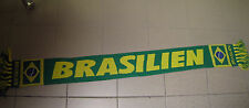 Fußball Fan-Artikel  Fan  Schal  BRASILIEN  grün/gelb, 150 cm lang