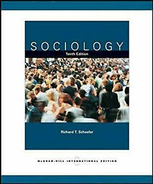 Sociology with Powerweb by Schaefer, Richard T.-ExLibrary