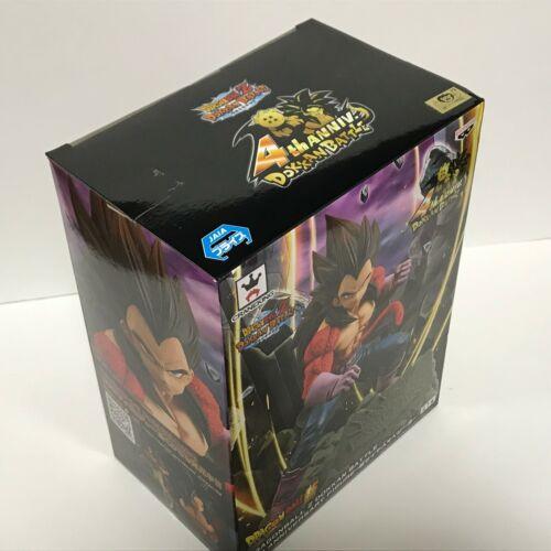 Dragon Ball GT Vegeta SS4 Figure Dokkan Battle 4th ani Banpresto Japan Authentic