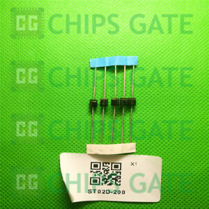 5PCS-ST02D-200-Encapsulation-DO-15-Trankiller