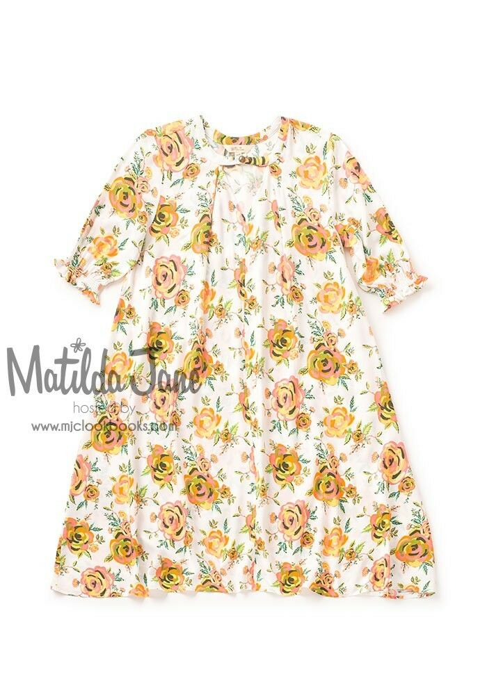 Womens MATILDA JANE Adventure Begins Sunday Best Dress Size S Small NWT