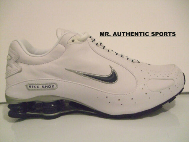buy popular ddced 0dc13 Nike Shox Monster SI White Leather Sz 11.5 Not Air Max 90 95 97 TN Plus  Vapormax