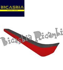 9258 - COPRISELLA / RIVESTIMENTO SELLA 50 SENDA NM ROSSO / NERO CPDERBY6