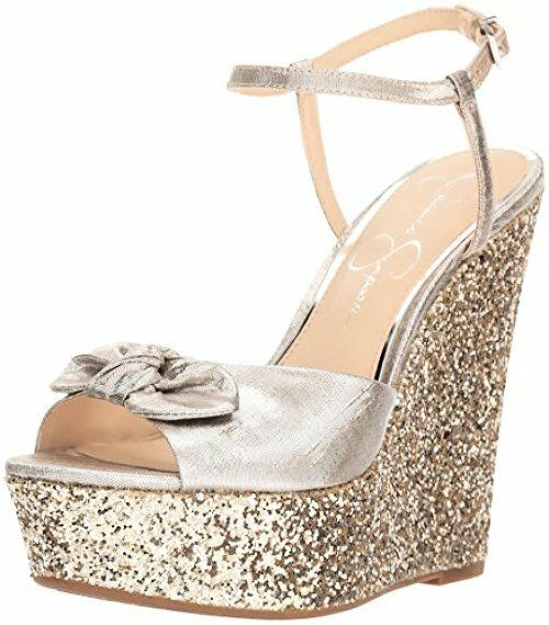 Jessica Simpson femmes AMELLA Wedge Sandal- Pick SZ Couleur.