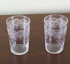Set of 2 Charming Liquor Large Glass