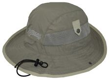 318e3a29fec American Outdoorsman Taslon UV Bucket Hat UPF 50+ Olive Green Large 57~60cm