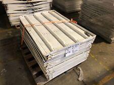 Gondola Store Shelving 48 X 305 White 16 Available Used