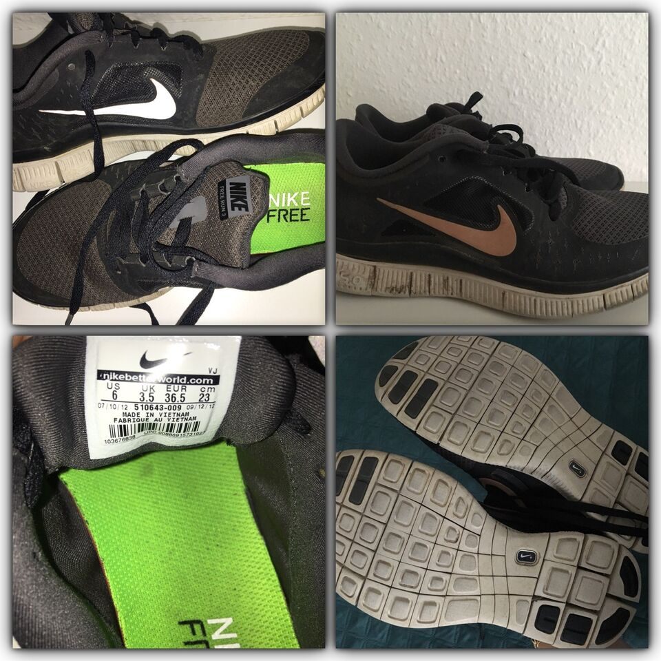 new styles 09415 ae34c Køb 36 Sneakers Brugt Nyt Salg Dba 5 – dk Str Nike Og Af Oaq4xw0a