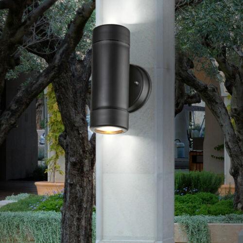 LED Außen Wand Beleuchtung Up Down Spot Strahler Akzent Leuchte Veranda Lampe
