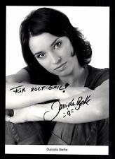 Daniela Bette Lindenstraße Autogrammkarte Original Signiert # BC 40228