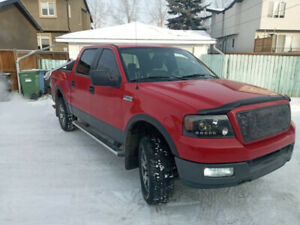 2005 FORD F150 5.4 FX4 FULLY LOADED WITH REMOTE START!!!