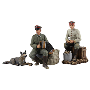 Britains Soldiers  WW1 23106 Music to Peel By - 4 Piece Ltd. Ed. 400