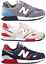 NEW-BALANCE-U446-Sneakers-Baskets-Chaussures-pour-Femmes-Toutes-Tailles-Nouveau miniature 1