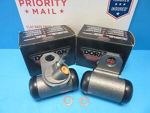 2 Drum Brake Wheel Cylinders Front L /& R Replaces GM OEM # 5464980