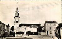 CPA   Sampigny (Meuse) - L'Eglise et le Monument aux Morts    (432133)