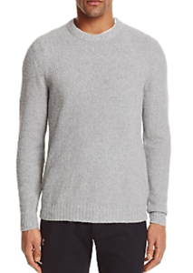 The Men's Store at Bloomingdale's Bouclé Textured Sweater, Size L, MSRP