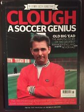 Ultimate Soccer Legends Brian Clough Soccer Genius England Issue 8 FREE SHIPPING