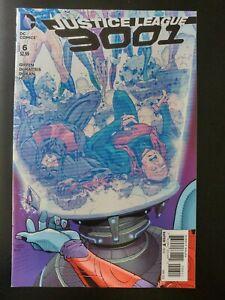 JUSTICE-LEAGUE-3001-6-2016-DC-Comics-VF-NM-Book