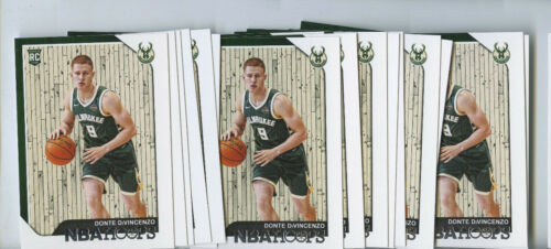 16 DONTE DIVINCENZO RC LOT 16 ROOKIE 2018 19 HOOPS
