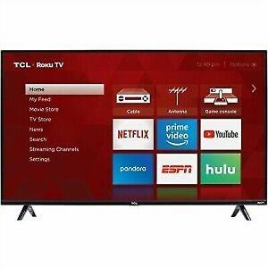 Tcl 49s325 49 1080p Smart Roku Led Tv Ebay