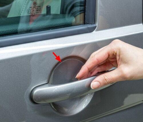 Transparente Schutzfolien für 4 Türgriffmulden VW T6//T5 VW Caddy