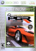 Project Gotham Racing 3 - Platinum Hits - Xbox 360