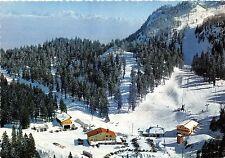 BR23078 La Faucille vue aerienne et Massif du Mont Blanc   france