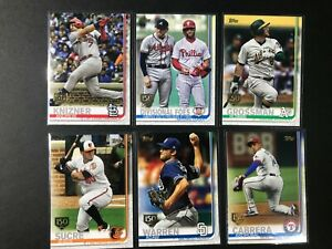 2019-Topps-Update-150-Years-Stamp-Lot-15-Card-Baseball-Cards-Harper-LeMahieu
