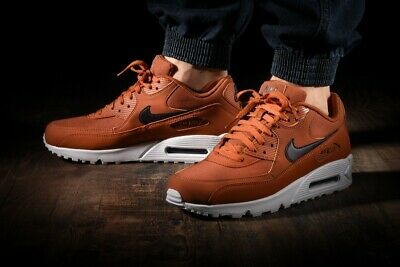 Details about NIKE AIR MAX 90 ESSENTIAL Sneakers Sports Shoes Mens Boots AJ1285 203 brown 9us