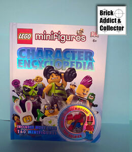 LEGO ? Minifigures Character Encyclopedia DK Figurine exclusive Toy Soldier NEUF