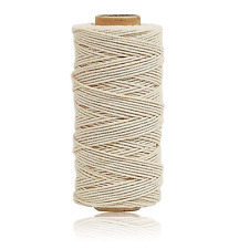 328Feet Durable Baker's Twine Heavy Duty Cotton Twine Safe Cooking String for Ty