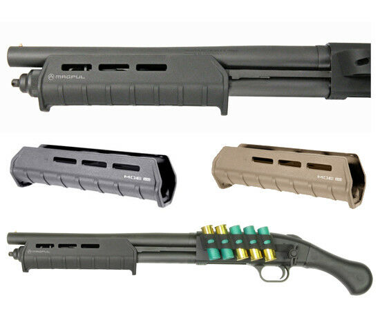 Gg&g Magpul Black Forend for Mossberg 590 12ga Shockwave