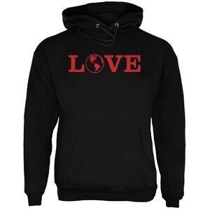 Black Hoodie Tag Erde Love der Adult nqZnx64Aw