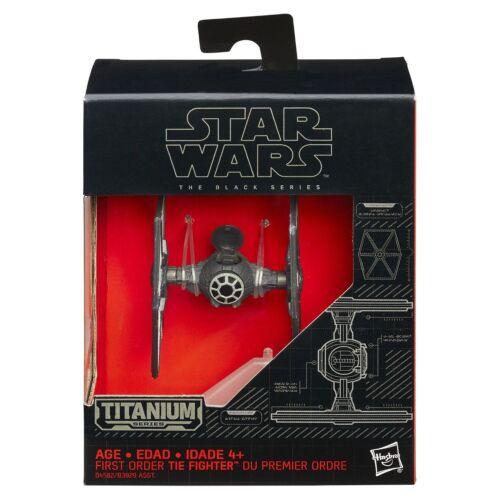 Hasbro Star Wars Titanium The Black Series Buy 1 Get 1 50/% Off Add 2 to Cart