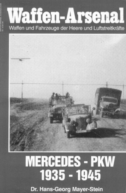 Waffenarsenal S59 - Mercedes - PKW 1935 bis 1945