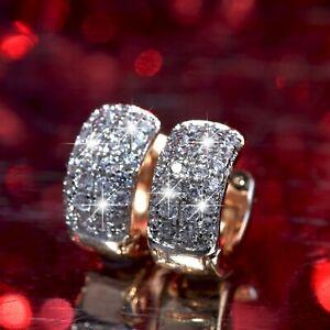 18k-yellow-gold-gf-huggies-made-with-Swarovski-crystal-earrings-VERY-SMALL