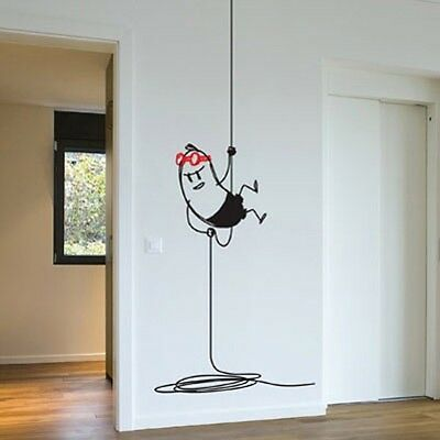 Snappling Wally -  Wall Decal Vinyl Sticker Kids Room Mural Home Decor