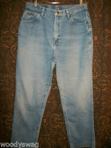 Riders-Jeans-pre-owned-good-condition-Size-31-X-27-100-Cotton