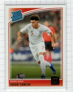 2018-19-Jadon-Sancho-Panini-Donruss-Rated-Rookie-RC-England-189