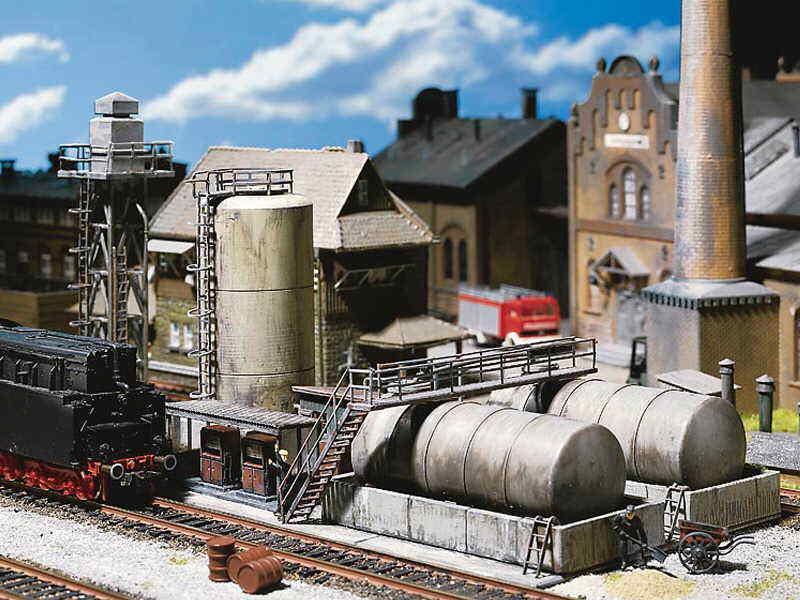 NEU /& OVP FALLER 151075 Dampflokpersonal Epoche III H0 +