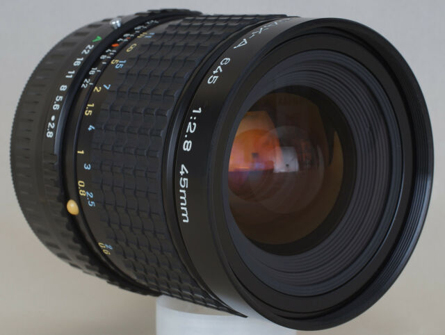 Pentax 645 A 2,8/45mm Top Zustand  Weitwinkel