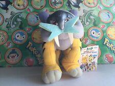 Pokemon Plush Raikou Banpresto 2000 UFO Doll Stuffed figure Toy US Seller