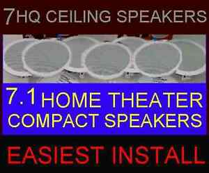 7-PACK-HOME-THEATER-CEILING-WALL-COMPACT-SMALL-6-5-034-HQ-7-1-SPEAKERS-7X
