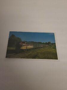 Vintage Postcard - Trains Maine's Central Railroad's Unit 683 Unposted - 296