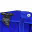 """thumbnail 4 - Mario Serrani Italy Women's Casual Solid Blue Skirt Back Zip A-line Size 10"""""""