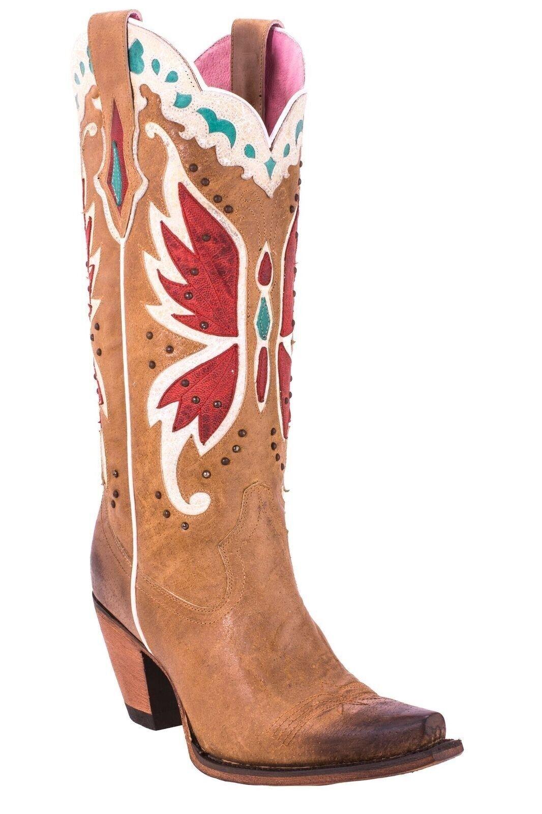 comodamente Donna  Junk Junk Junk Gypsy JB0029B Western stivali  seleziona tra le nuove marche come